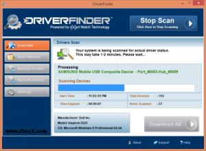 DriverFinder Pro 3.8.0 Crack & License Key Latest Version 2020