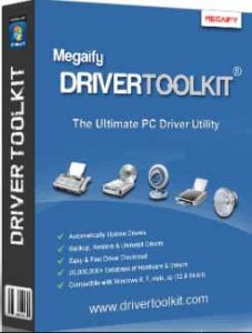 Driver Toolkit 8.5 Crack + License Key Free 2020