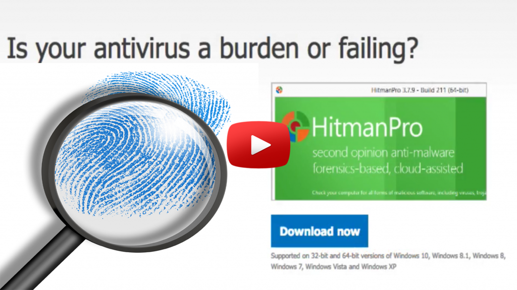 HitmanPro 3.8.18.312 Crack & Keygen Latest Version