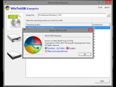 WinToUSB 5.6 Crack + Activation Code Free Download