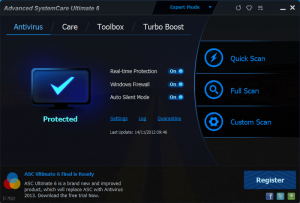 Advanced SystemCare Pro 13.6.0.291 Key + Crack Free