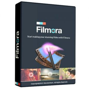 Wondershare Filmora 9 With Activation Code Free Download