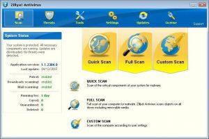 Zillya! Antivirus With Window 7 Full Version Free Download