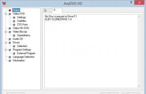 AnyDVD HD 8 With Window 7 Full Version Free Download