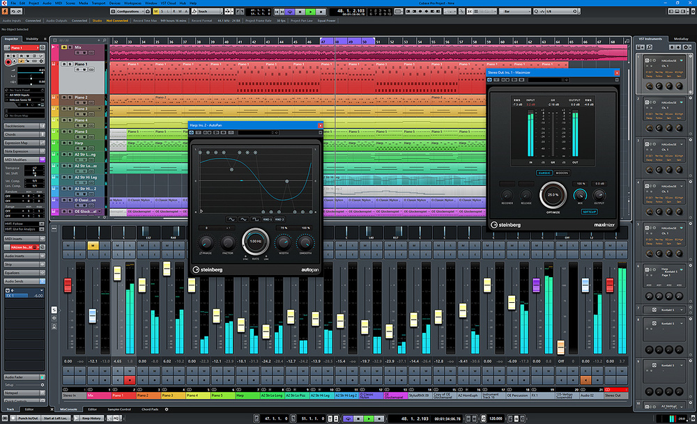 Cubase Pro 10.5.15 Crack Free Download Full Latest Version