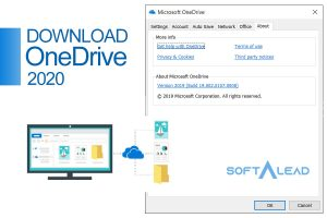 Microsoft OneDrive 19 With Serial Key Full Version Free Download