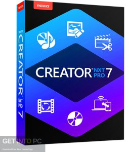 Roxio Creator Nxt Pro Key + Crack Free Download