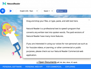 Natural Reader Pro Crack 16.1.2 Key + Keygen 32/64 Bits