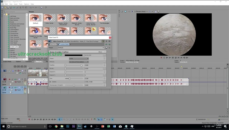 Sony Vegas Pro 17.0.421 Crack + Serial Number For Free Download